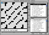 Los Angeles Times Electronic Crossword Collection: Volumes 1 & 2 (1994)