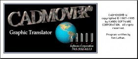 CadMover 4.0 (1995)