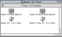 Apple Internet Router Patch from v3.0 to v3.0.1 (1993)