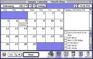 Aldus DateBook Pro 2.0.1 & TouchBase Pro 3.0.1 (1993)