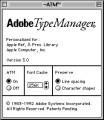 Adobe Type Manager 3.0 (1992)