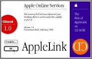AppleLink CD (Spring 93 Promotional Edition) (1993)