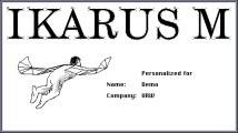 Ikarus M (1992)