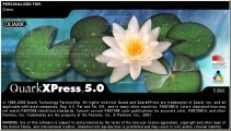 QuarkXPress 5 (Promotional) (2002)
