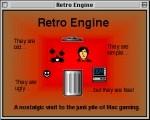 Retro Engine 0.8 (1995)