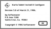 PenMac Tablet Setup (1986)