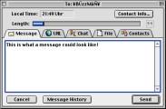 Gerry's ICQ (2000)