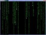 Matrix ScreenSaver (2000)