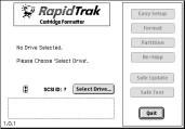 RapidTrak Cartridge Formatter (1992)