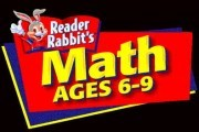 Reader Rabbit's Math Ages 6-9 (1998)