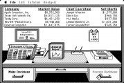 Venture's Business Simulator (1987)