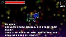 Rainbow Space Donkey Escape (2011)