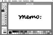 MacPaint + source code (1984)