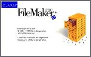 Claris FileMaker Pro 3.0v1 CD-ROM (with 3.0v5 Update) (1995)