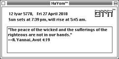 HaYom (1989)