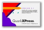 QuarkXPress 3.1 (1992)