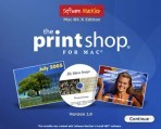 The Print Shop for Mac 2.0 (2005)