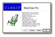 Claris MacDraw Pro 1.5 (1992)