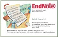 EndNote (1998)