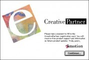 CreativePartner 1.0 (1994)