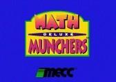 Math Munchers Deluxe (1995)