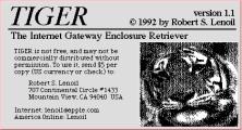 TIGER (1992)
