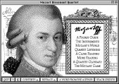Mozart String Quartet in C Major (1991)