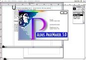 Aldus PageMaker 5.x (1994)
