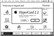 HyperCard 2.2 + Addmotion II (1993)