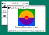 Apple Technical Information Source CD's (1990)