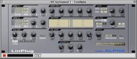 Linplug FreeAlpha VST OS 9 (0)
