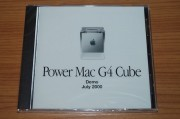 Power Mac G4 Cube In-store Demo (2000)