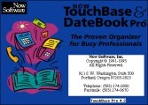 Now TouchBase & DateBook Pro CD 4.2 (1995)