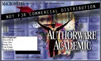 Authorware Academic 3.5 (1996)