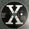 691-4633-A,2Z,Mac OS X Panther v10.3. Install Disc 1. Upgrade Disc 2003 (CD) (2003)