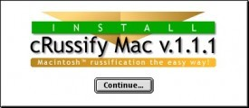 cRussify Mac (1997)