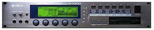 Yamaha A4000 Hardware Sampler Editor + TWE (1999)