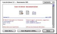 Icon Archiver 2.1 (1997)