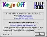 Keys Off 1.3.2 (2000)