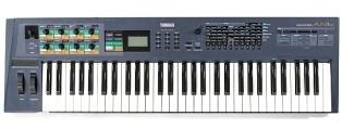 Yamaha An1x synthesizer editor (1998)