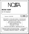 NCSA Xdiff (1989)