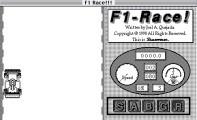 F1 Race! (1990)