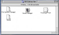 Helper Extensions for BII (1994)