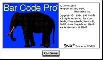 Bar Code Pro 3.55 (1999)