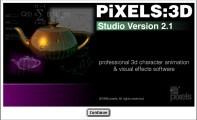 PiXELS:3D Studio 2.1.x (1998)
