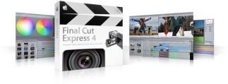 Final Cut Express 4.0 (2007)