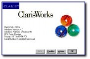 ClarisWorks for Win v4.0 (1996)