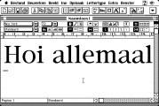 Microsoft Word 5.1a Dutch (NL) (1992)