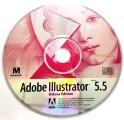 Adobe Illustrator 5.5 Deluxe edition (1994)