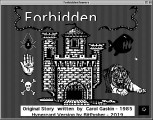 The Forbidden Towers (2019)